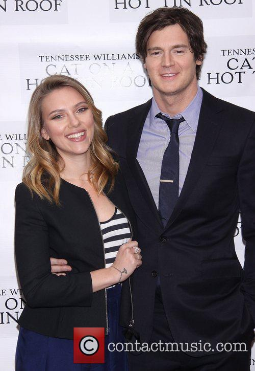 Scarlett Johansson and Benjamin Walker 6