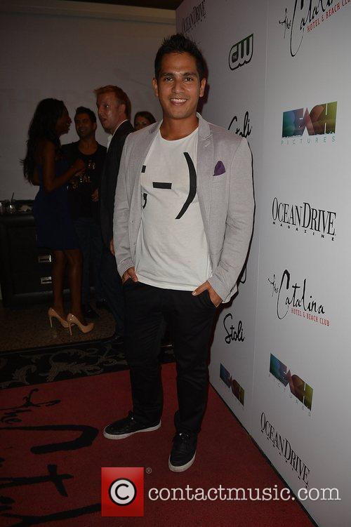 Kris Andres  The Catalina reality show premiere...