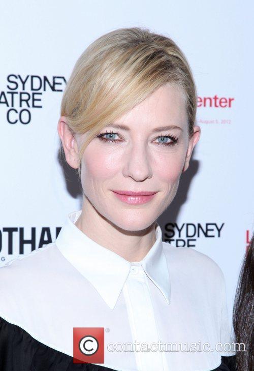 Cate Blanchett  Gotham Magazine celebrates it's summer...