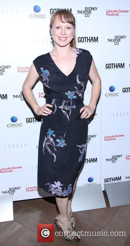 Hayley McElhinney  Gotham Magazine celebrates it's summer...