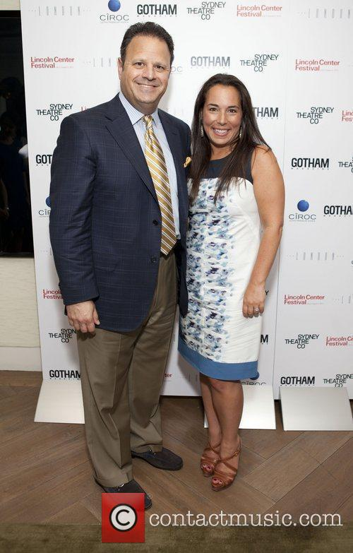 David Katz & Samantha Yates Gotham Magazine celebrates...