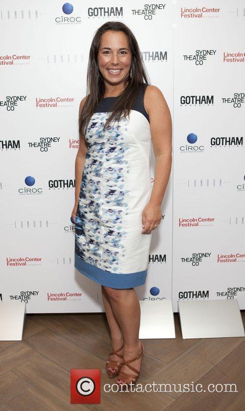 Samantha Yanks Gotham Magazine celebrates it's summer issue...