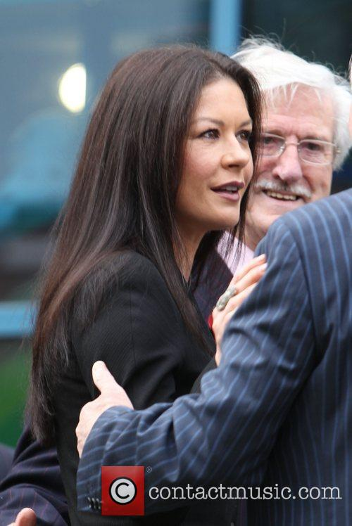 Catherine Zeta-jones, Children's Hospital, Wales and Noah's Ark 6