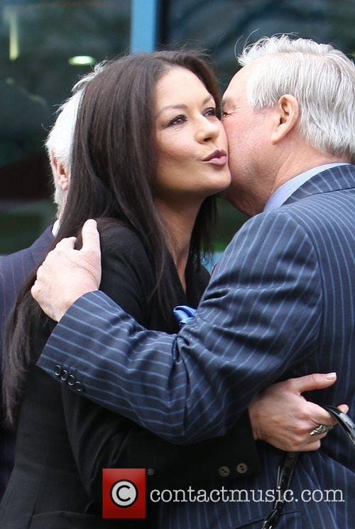 Catherine Zeta-jones, Children's Hospital, Wales and Noah's Ark 3