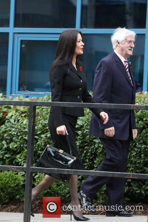 Catherine Zeta-jones, Children's Hospital, Wales and Noah's Ark 7
