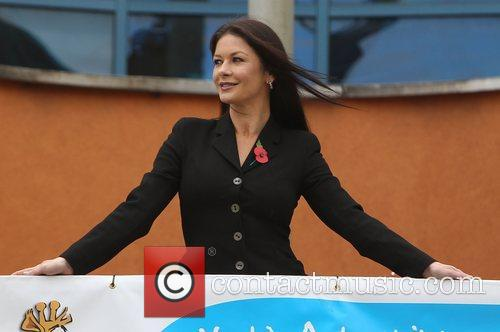 Catherine Zeta-jones, Children's Hospital, Wales and Noah's Ark 11