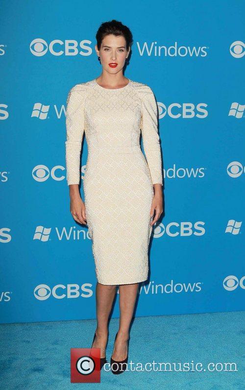Cobie Smulders   CBS 2012 Fall Premiere...