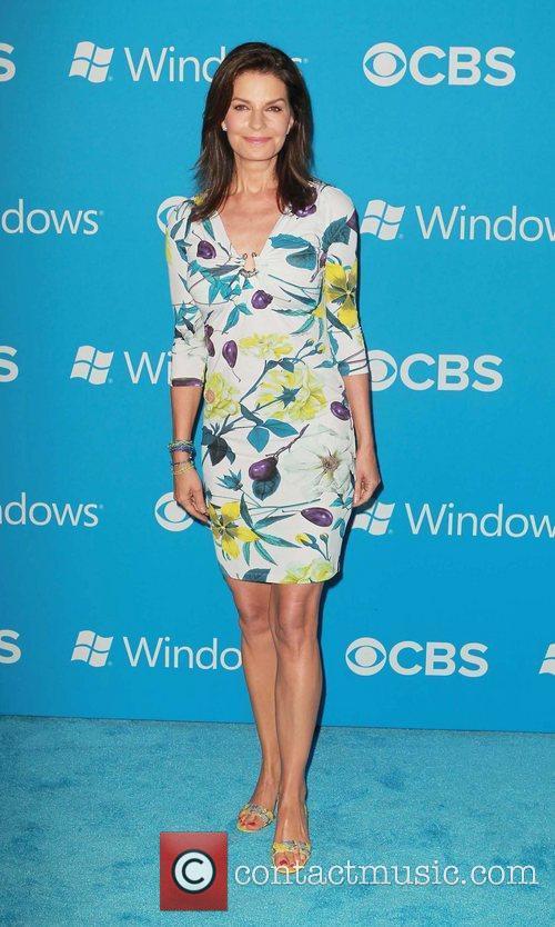 Sela Ward   CBS 2012 Fall Premiere...