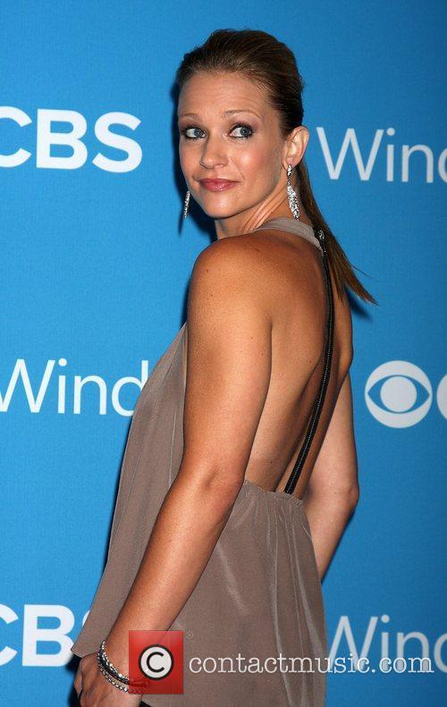 AJ Cook,  at the CBS 2012 Fall...