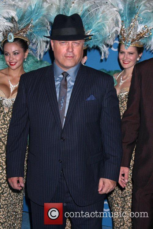 Michael Chiklis,  at the CBS 2012 Fall...