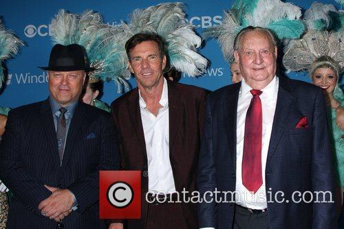 Michael Chiklis, Dennis Quaid and Ralph Lamb