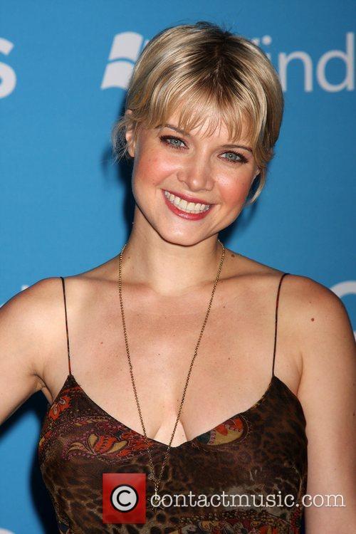 Sarah Jones,  at the CBS 2012 Fall...