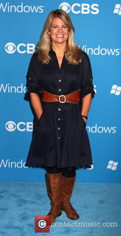 Lisa Whelchel,  at the CBS 2012 Fall...