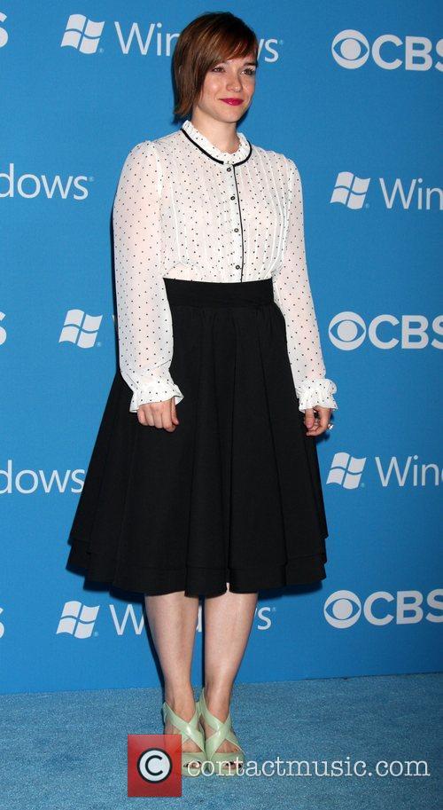 Renee Felice Smith,  at the CBS 2012...
