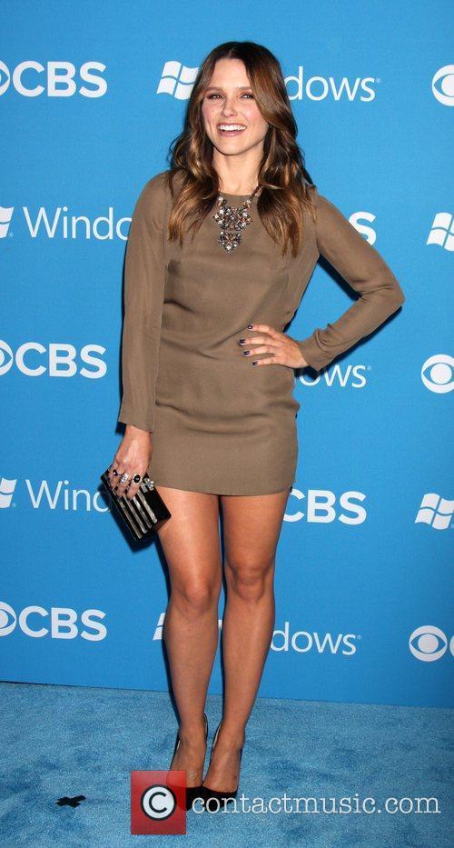 Sophia Bush,  at the CBS 2012 Fall...