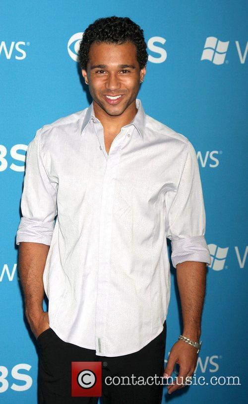 Corbin Bleu,  at the CBS 2012 Fall...