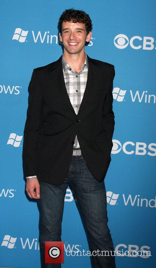 Michael Urie,  at the CBS 2012 Fall...