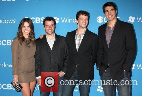 Sophia Bush, David Krumholtz, Michael Urie and Brandon Routh 4