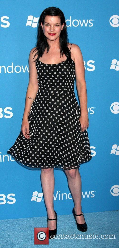 Pauley Perrette,  at the CBS 2012 Fall...
