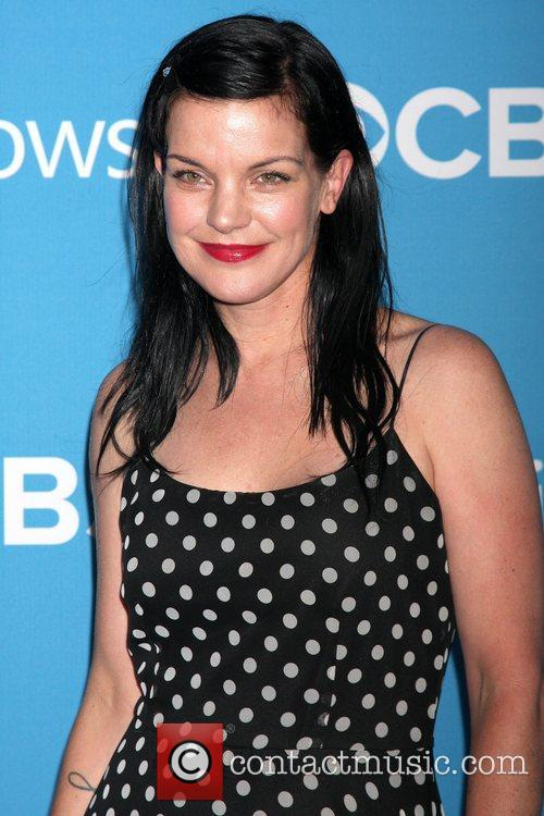 pauley perrette at the cbs 2012 fall 4088866