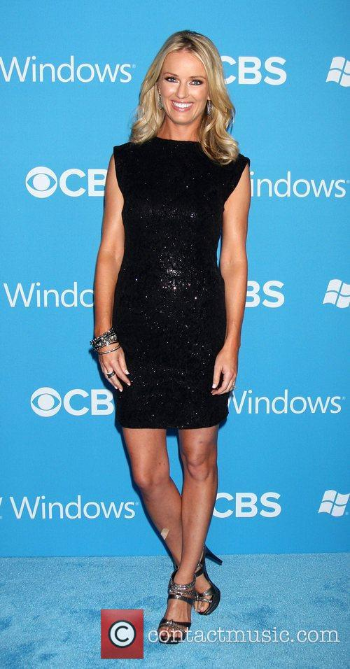Brooke Anderson,  at the CBS 2012 Fall...