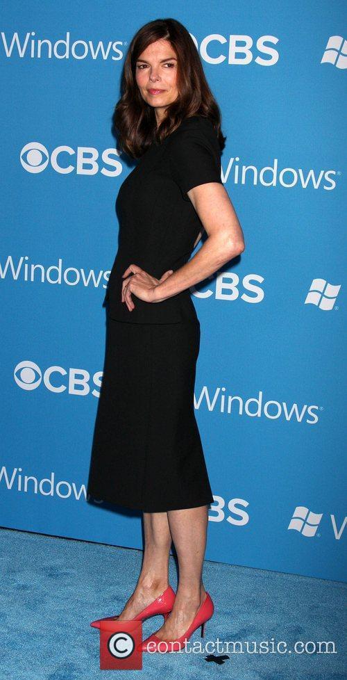 Jeanne Tripplehorn,  at the CBS 2012 Fall...