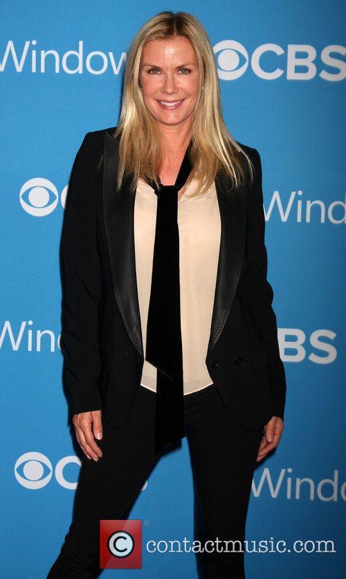 Katherine Kelly Lang,  at the CBS 2012...
