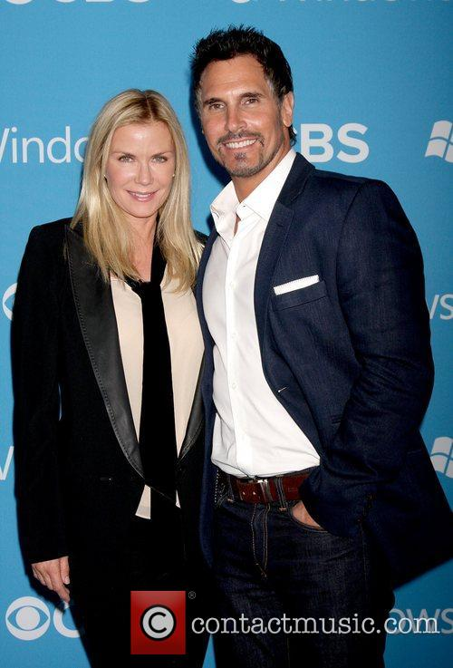 Katherine Kelly Lang and Don Diamont 4