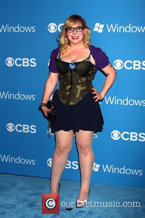 Kirsten Vangsness CBS 2012 Fall Premiere Party, held...