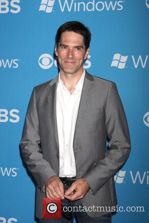 Thomas Gibson Fired From 'Criminal Minds' After Altercation With Writer