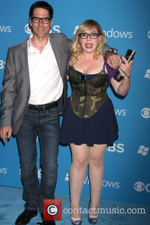 Thomas Gibson and Kirsten Vangsness 3
