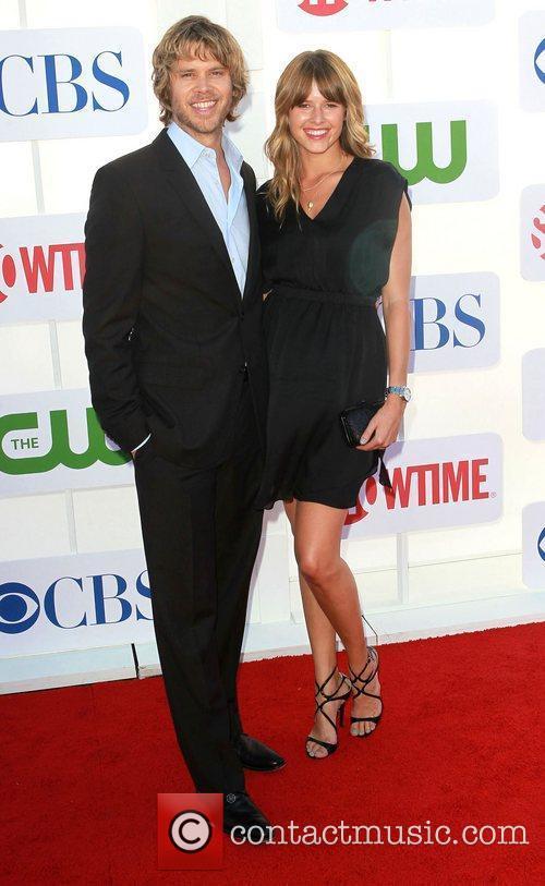 Eric Christian Olsen and Sarah Wright 3