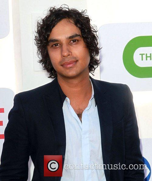 Kunal Nayyar and Beverly Hilton Hotel 1
