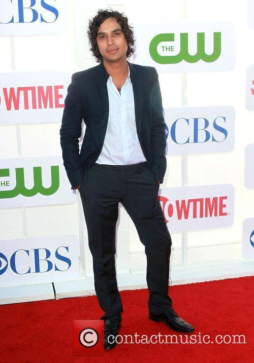 Kunal Nayyar and Beverly Hilton Hotel 2