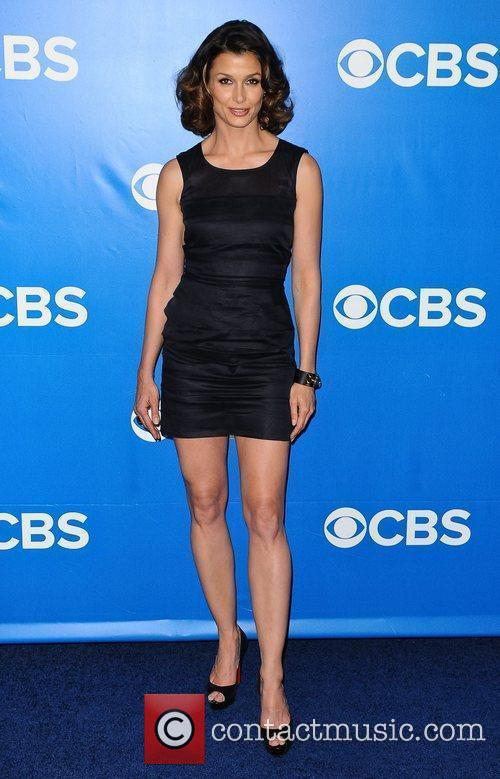 Bridget Moynahan 2012 CBS Upfronts at The Tent...