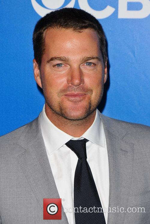 Chris O'Donnell 2012 CBS Upfronts at The Tent...