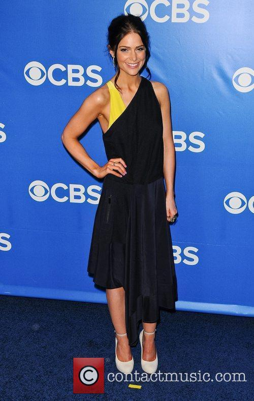 Janet Montgomery 2012 CBS Upfronts at The Tent...