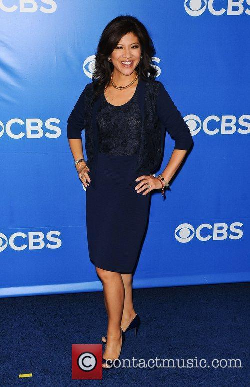 Julie Chen 2012 CBS Upfronts at The Tent...