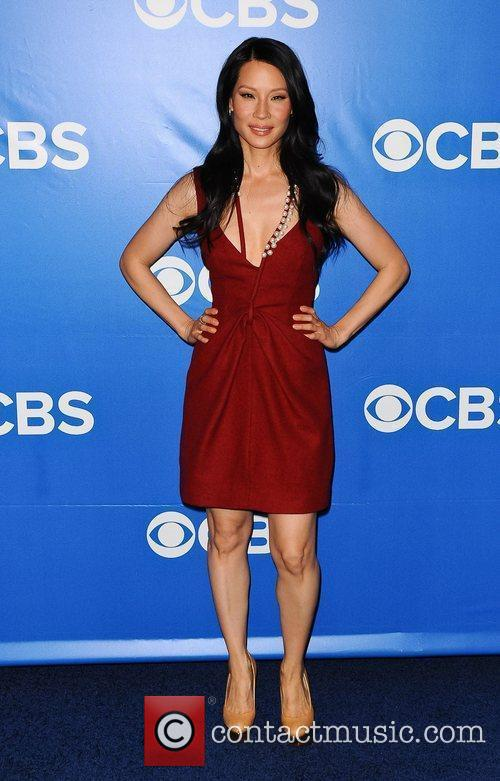 2012 CBS Upfronts at The Tent at Lincoln...