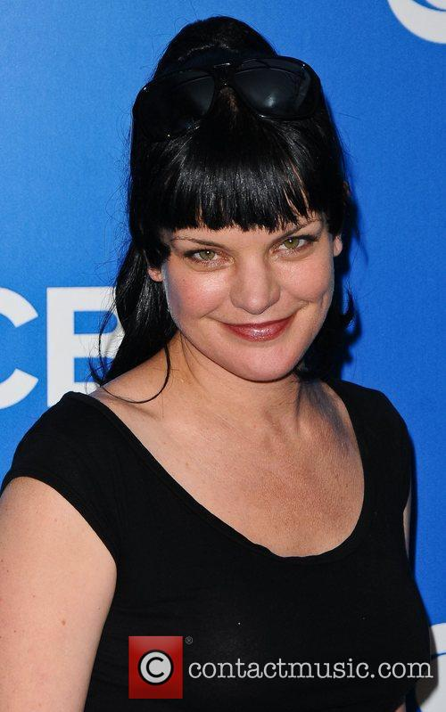 Pauley Perrette 2012 CBS Upfronts at The Tent...