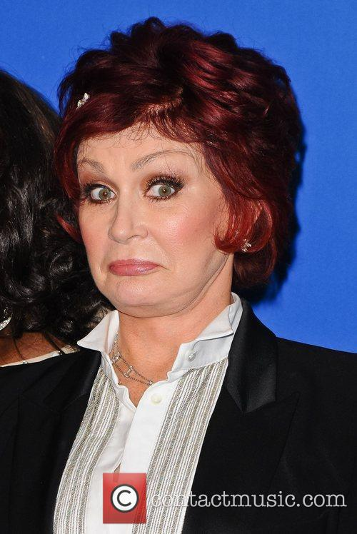 Sharon Osbourne 2012 CBS Upfronts at The Tent...