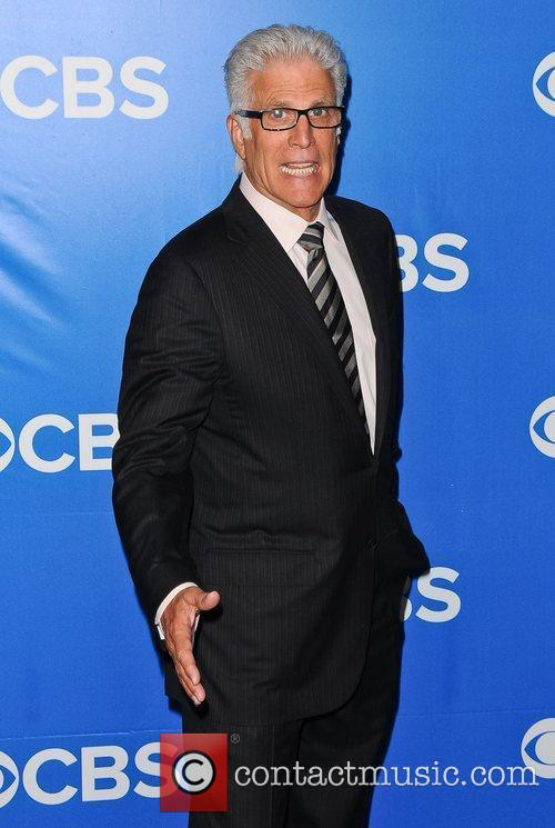 Ted Danson 2012 CBS Upfronts at The Tent...