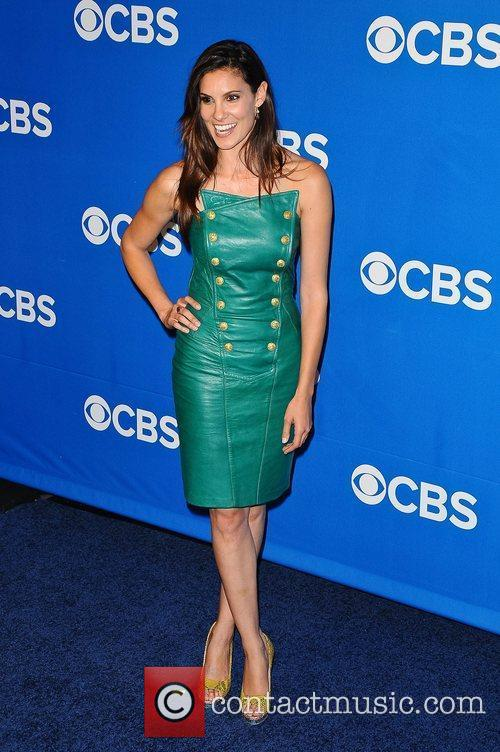 Daniela Ruah 2012 CBS Upfronts at The Tent...