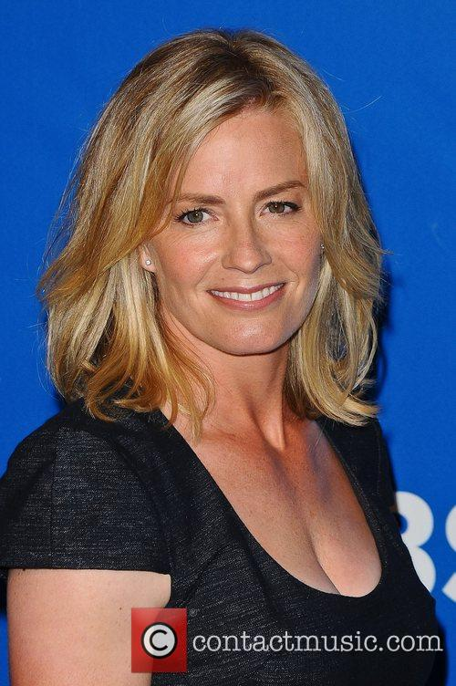 Elizabeth Shue 2012 CBS Upfronts at The Tent...