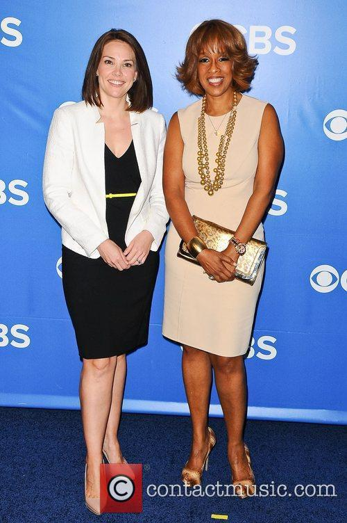 Erica Hill and Gayle King 1