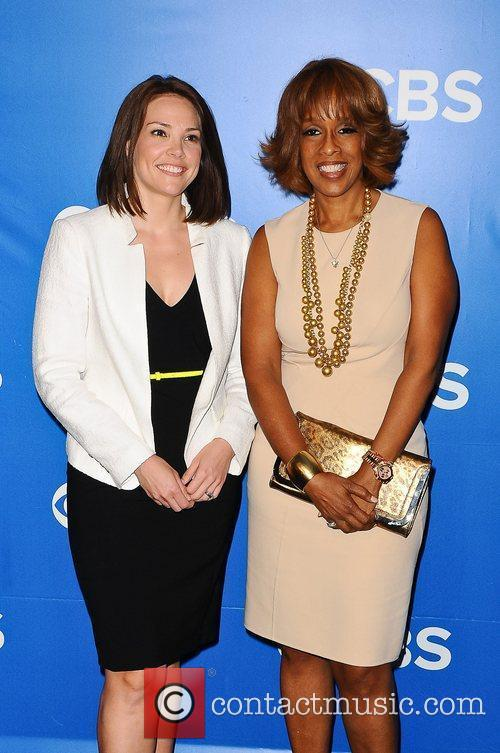 Erica Hill and Gayle King 2