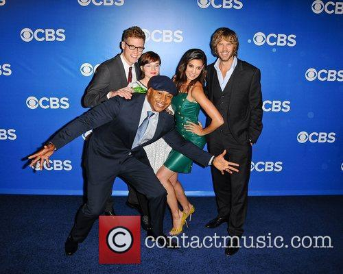 Ll Cool J, Daniela Ruah and Renee Felice Smith 1