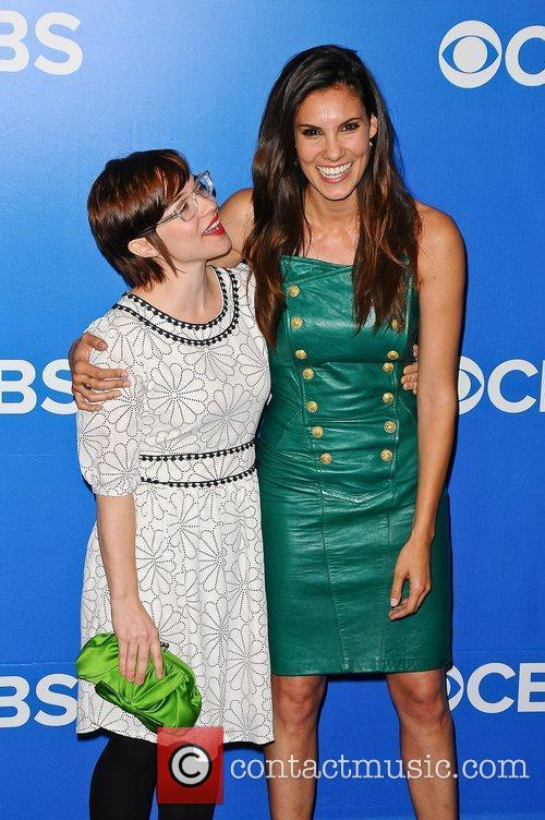 Renee Felice Smith and Daniela Ruah 4