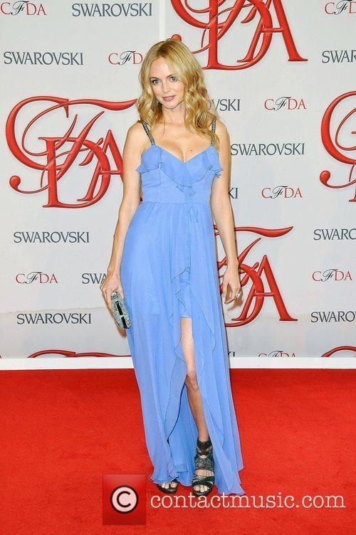 Heather Graham and Cfda Fashion Awards 3