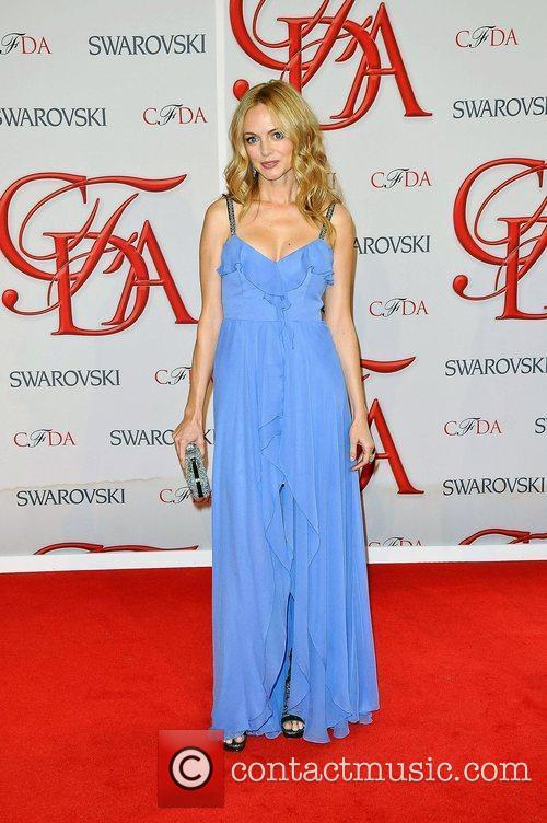 Heather Graham and Cfda Fashion Awards 4